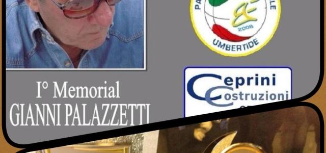 I° MEMORIAL PALAZZETTI – VINCE ACQUA & SAPONE