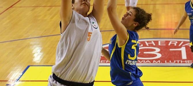 Anche Chiara Villarini al Raduno della Nazionale U.19