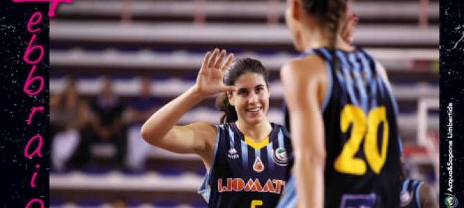 Acqua&Sapone Umbertide  vs Lucca 48-66