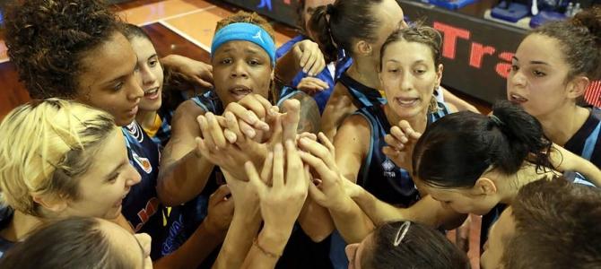 ore 20.30 partano i play off, Taranto vs Acqua&Sapone