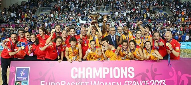 Spagna campione D'Europa.