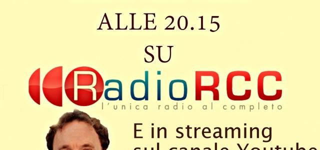 """Stasera alle 20.15 su Radio RCC nuovo appuntamento con """"La cena è Serventi"""""""