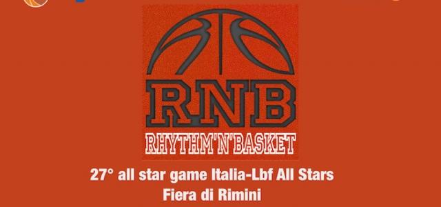 Lollo,Putnina,Dotto e Consolini all'All Star Game, stasera a Rimini.