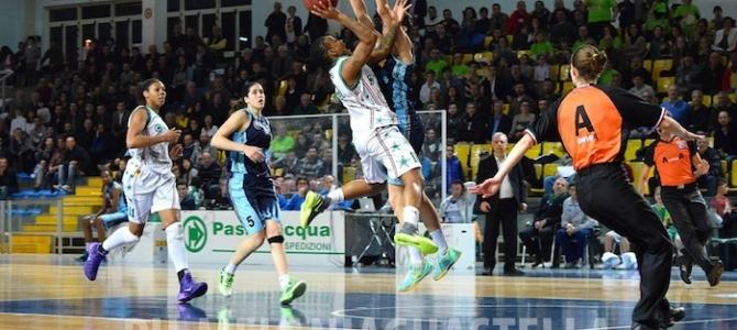 Ragusa torna in parità 82-55