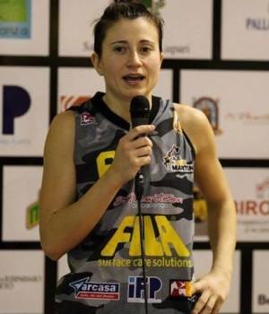 Giulia Pegoraro – il backstage