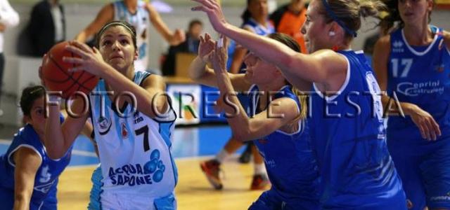 UFFICIALE : MARIA CHIARA ORTOLANI IN ACQUA&SAPONE PER LA STAGIONE 2014/15