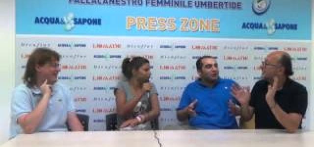 Maria Chiara Ortolani – il backstage
