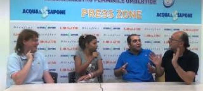 Intervista con Mary Ortolani – il backstage