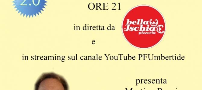 Decima puntata de La Cena è Serventi, ospite il capitano Chiara Consolini