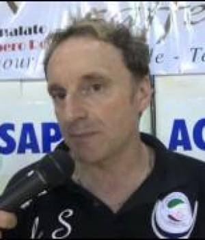 Coach Serventi alla vigilia dell'amichevole di Orvieto
