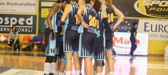 Lavezzini Parma – Acqua&Sapone Umbertide 58-72