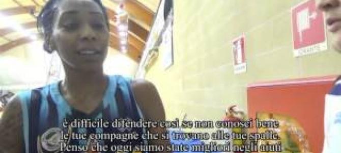 Vigarano – Acqua&Sapone Umbertide, interviste post partita