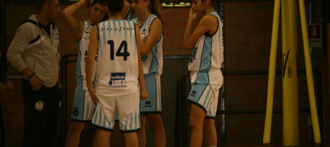 Under 19, Basket 2000 Senigallia – Acqua&Sapone Umbertide 45-83