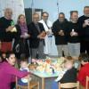 Donati all'Ospedale di Città di Castello i peluche raccolti durante il Teddy Bear Toss di sabato