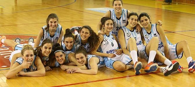 Under 19, Acqua&Sapone Umbertide – Salus Basket Gualdo 105 – 28