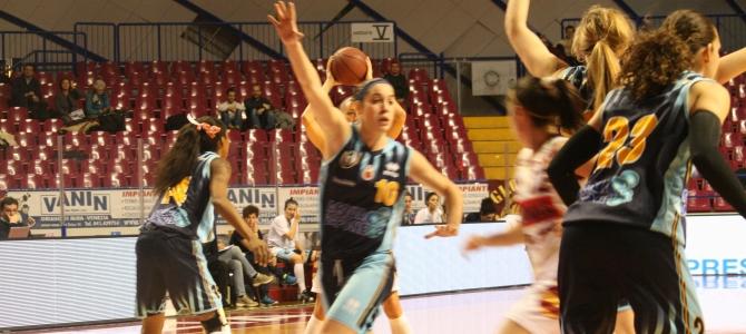 Gara-1 dei quarti di finale di play-off a Venezia