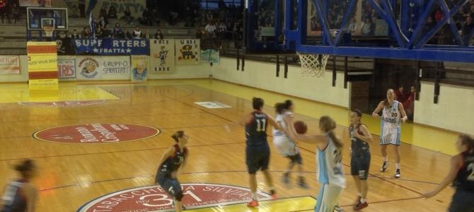 Acqua&Sapone Umbertide – C.U.S. Cagliari 71-54