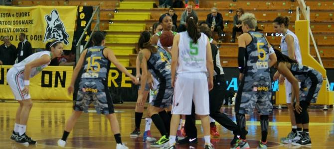 Prima semifinale: Passalcqua Ragusa – Fila San Martino di Lupari 73-63