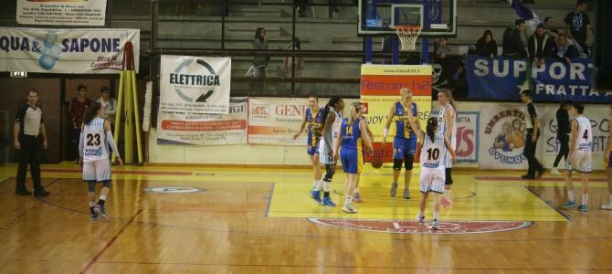 Acqua&Sapone Umbertide – Lavezzini Parma 80-69