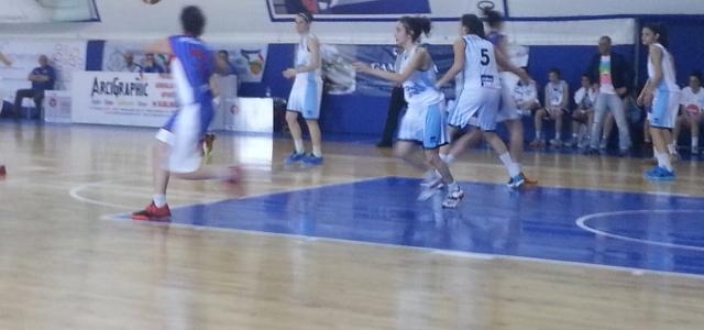 Finali nazionali Under 19, Acqua&Sapone Umbertide – Prato Global Cargo 60-49