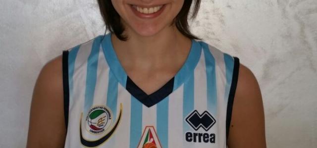 Federica Giudice convocata in Nazionale Under-16
