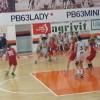 Acqua&Sapone Umbertide – Banca del Piemonte Junior Casale 55-43