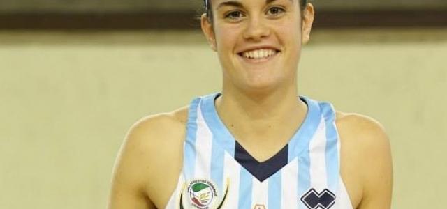 Alessia Cabrini in bianco-azzurro anche nella prossima stagione