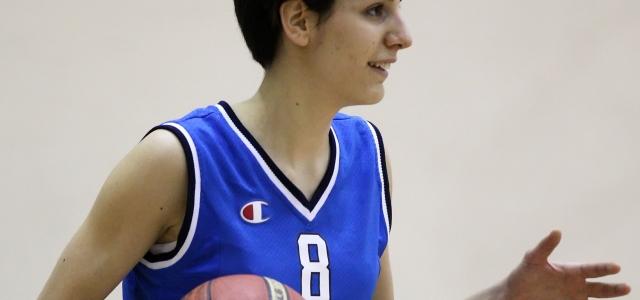 Ufficiale: Giovanna Pertile con Pallacanestro Femminile Umbertide per il 2015/16