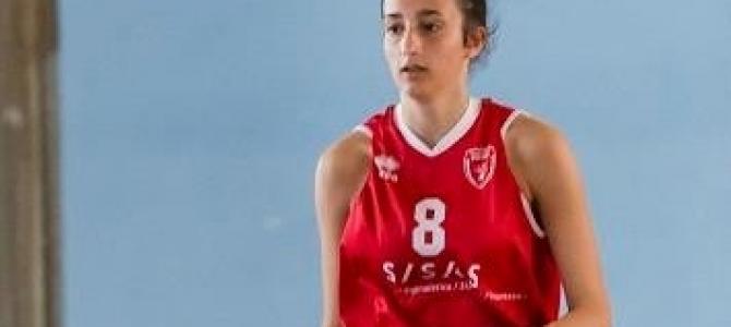 Chiara Fusco nel roster della serie A1 per la prossima stagione
