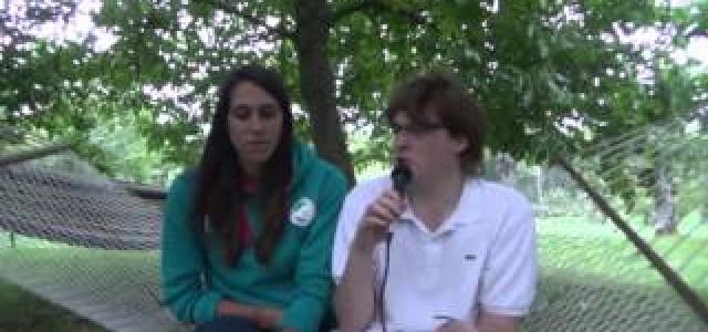Interviste con Veronica Dell'Olio e Alessandra Markovic