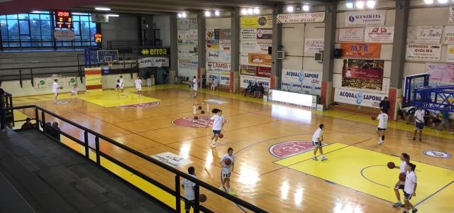 Umbertide – Parma 73 – 75