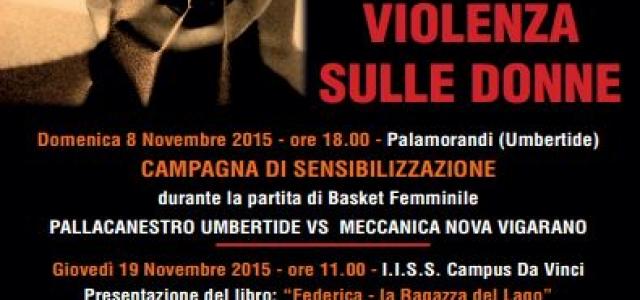 """Insieme per dire """"No"""" alla violenza sulle donne"""