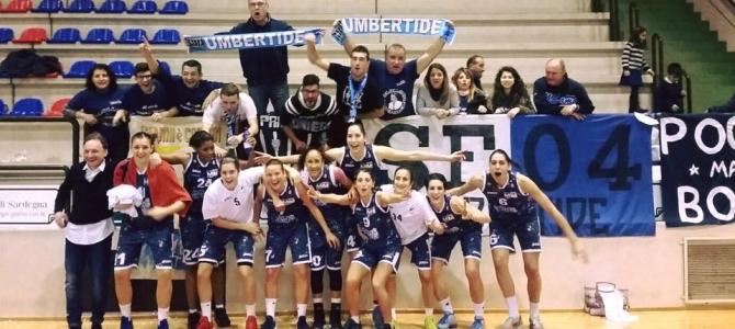 Cus Cagliari – Umbertide 59-72