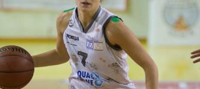 Giulia Moroni confermata per la stagione 2016-2017