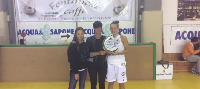 """Umbertide batte Empoli nel VI Memorial """"Gianni Palazzetti"""""""