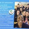 Venerdì 23 settembre Cena di presentazione della squadra al ristorante Il Pomarancio
