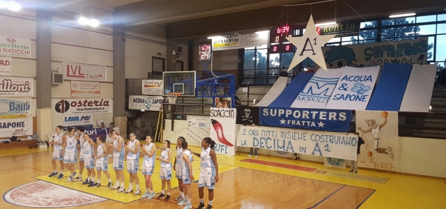 UMBERTIDE SUPERA LA SPEZIA E CHIUDE LA REGULAR SEASON A QUOTA 20 PUNTI