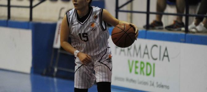 Arianna Meschi con la PFU nella stagione 2017/2018