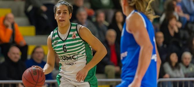 Arianna Landi con la PFU nella stagione 2017/2018