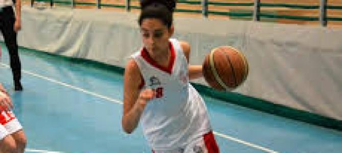 Jasmine Catalino con la PFU nella stagione 2017/2018