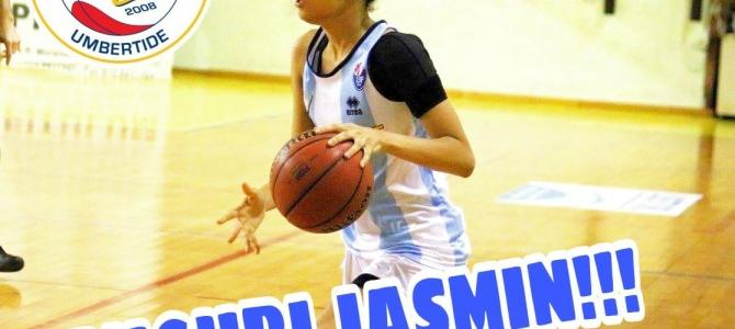 AUGURI JASMIN!!!