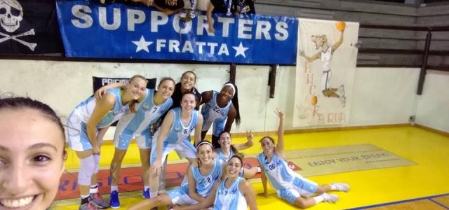 Buona la prima per la Pf Umbertide, travolta Elite Roma 82-51