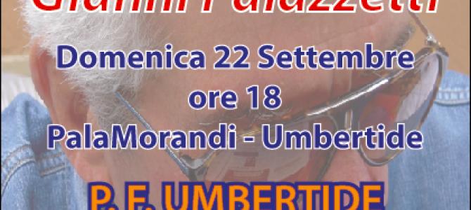 """DOMENICA 22 SETTEMBRE IX MEMORIAL """"GIANNI PALAZZETTI"""""""