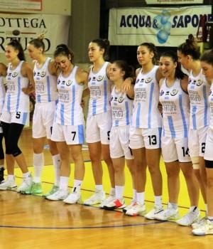La Bottega del Tartufo Umbertide – CUS Cagliari 60-63