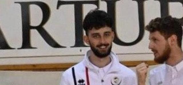 Simone Tosti confermato assistente allenatore de La Bottega del Tartufo Umbertide