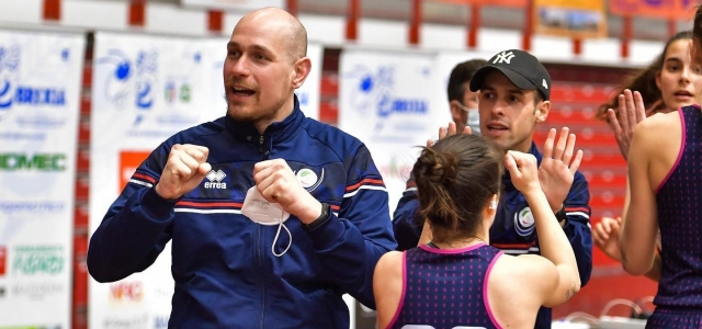 Il bilancio di coach Michele Staccini al termine della regular season