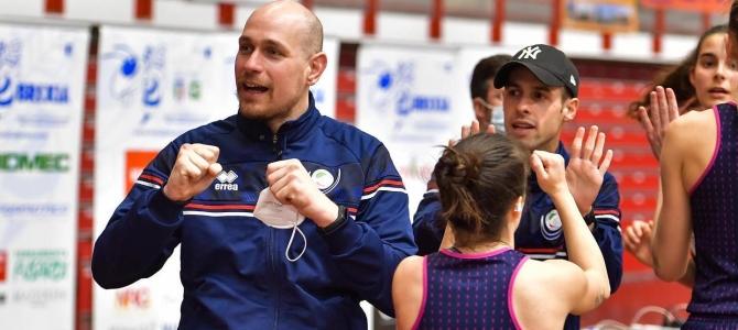 Michele Staccini confermato head coach de La Bottega del Tartufo Umbertide