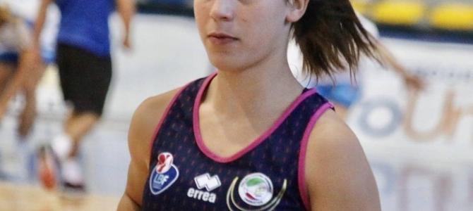 Rottura del legamento crociato ai danni di Giulia Cassetta