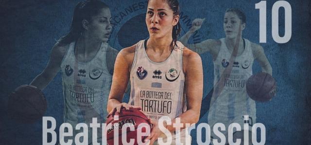 Umbertide rinnova Beatrice Stroscio