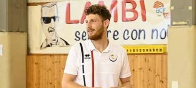 Michele Crispoltoni confermato vice allenatore